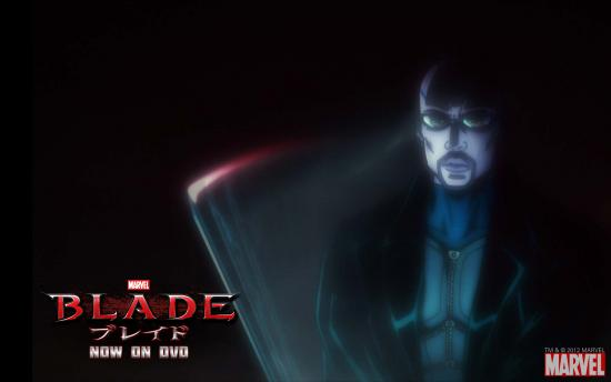Blade Anime Series Wallpaper #7