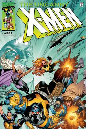 Uncanny X-Men #381  (Variant A)