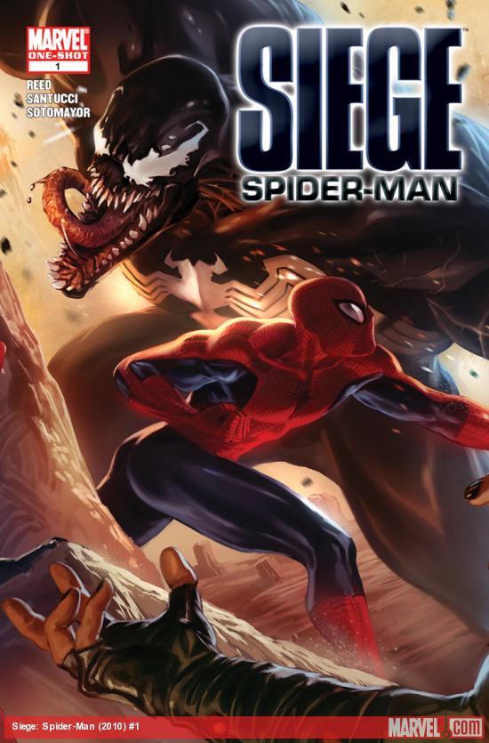 Siege: Spider-Man (2010) #1