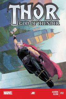 Thor: God of Thunder (2012) #12