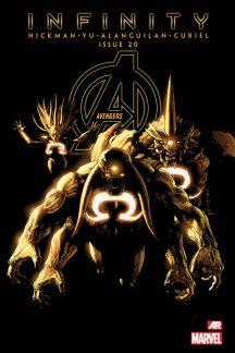 Avengers (2012) #20