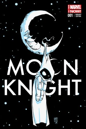 Moon Knight (2014) #1 (Young Variant)