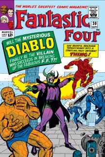 Fantastic Four (1961) #30