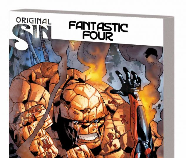 FANTASTIC FOUR VOL. 2: ORIGINAL SIN TPB