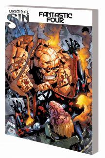 Fantastic Four Vol. 2: Original Sin (Trade Paperback)