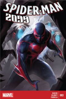 Spider-Man 2099 (2014) #3