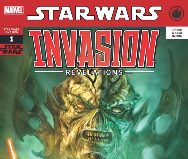 Star Wars: Invasion - Revelations (2011) #1
