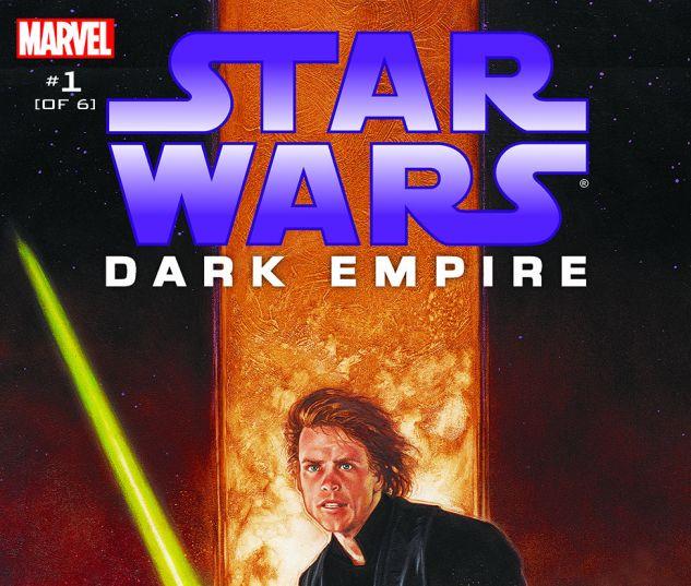 Star Wars: Dark Empire (1991) #1