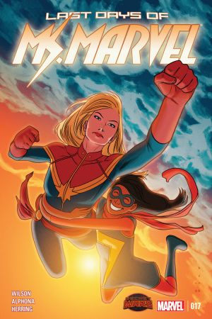 Ms. Marvel (2014) #17
