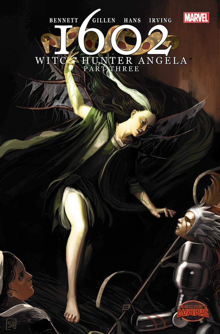 1602 Witch Hunter Angela (2015) #3