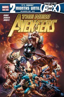 New Avengers (2010) #21