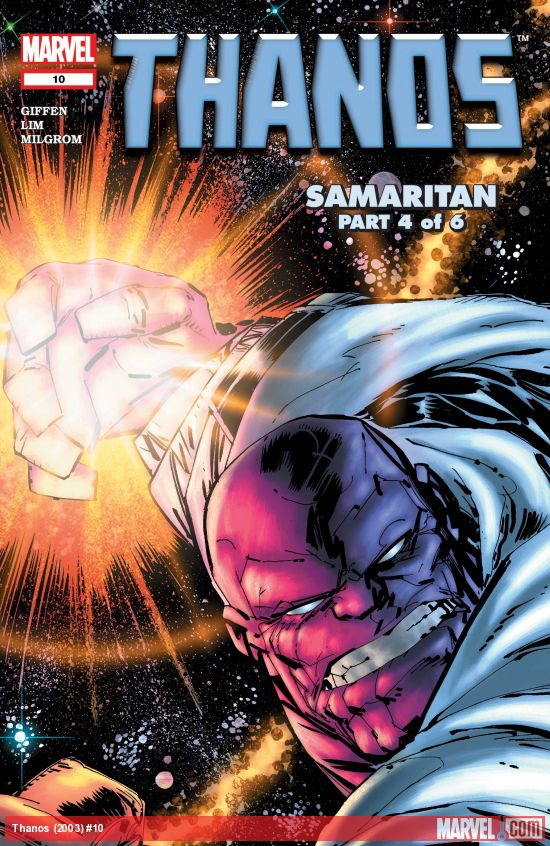 Thanos (2003) #10