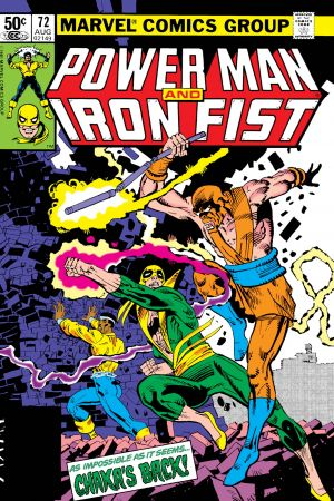 Power Man and Iron Fist (1978) #72