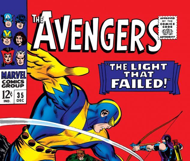 AVENGERS (1963) #35