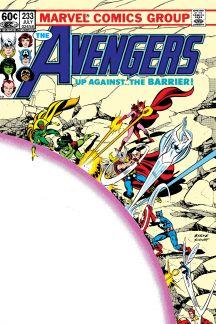 Avengers #233