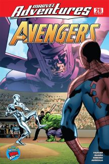 Marvel Adventures the Avengers #26