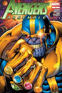 Avengers Assemble (2012) #7