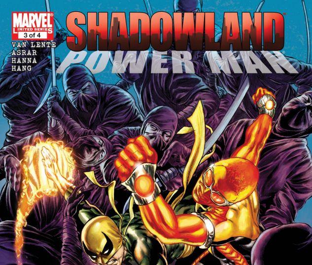 SHADOWLAND: POWER MAN (2010) #3