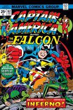 Captain America (1968) #182 cover