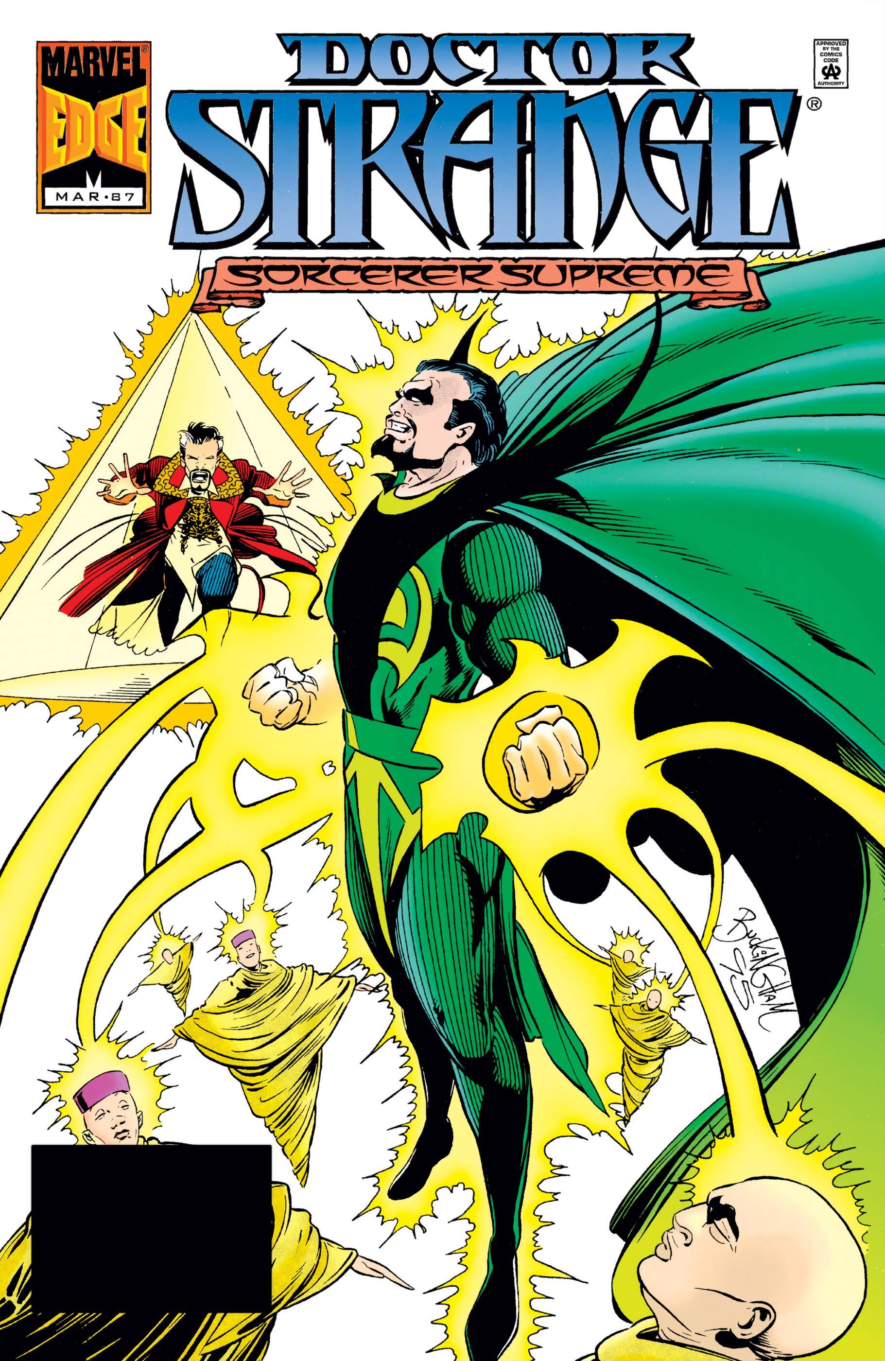Doctor Strange, Sorcerer Supreme (1988) #87