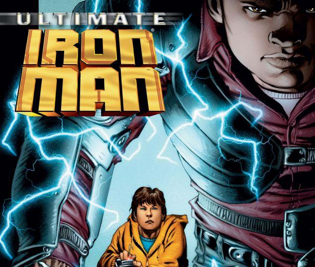 ULTIMATE IRON MAN (2005) #4