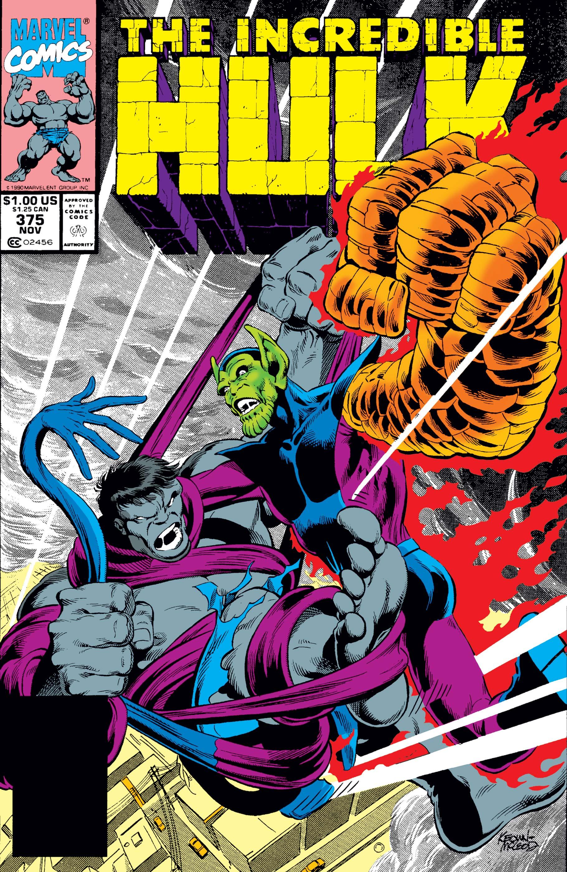 Incredible Hulk (1962) #375