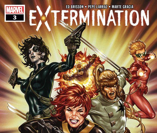 Extermination (2018) #3
