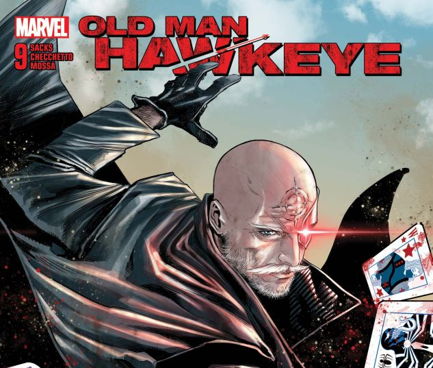 Old Man Hawkeye (2018) #9