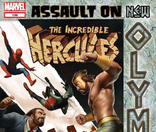 Incredible Hercules (2008) #139