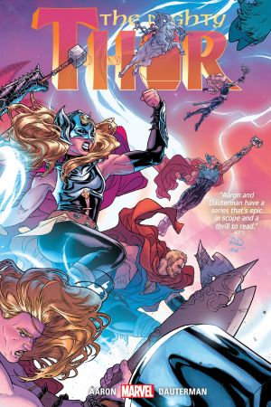 Thor by Jason Aaron & Russell Dauterman Vol. 3 (Hardcover)
