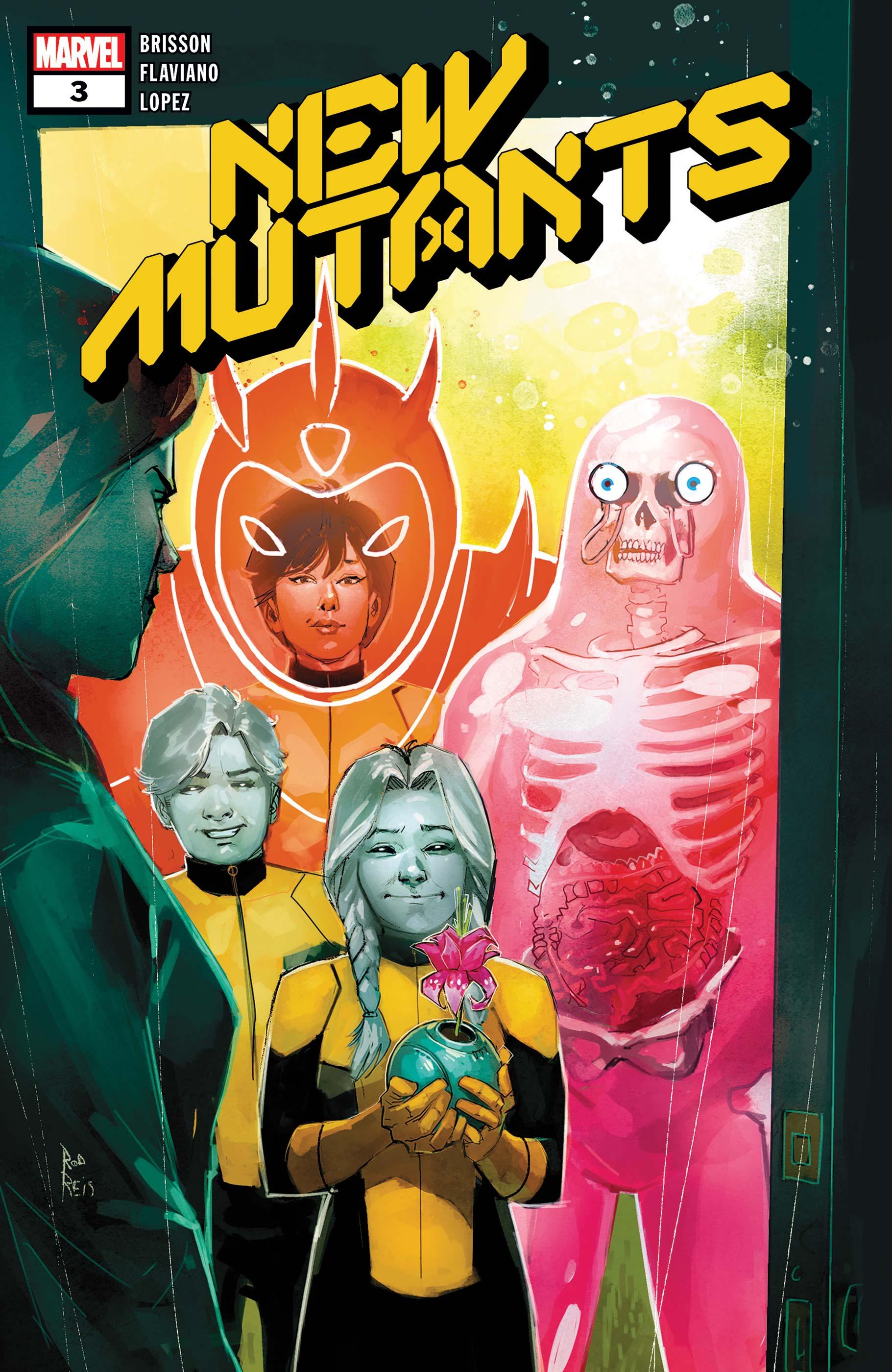 New Mutants (2019) #3
