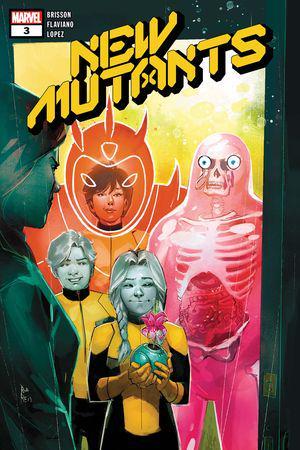 New Mutants #3