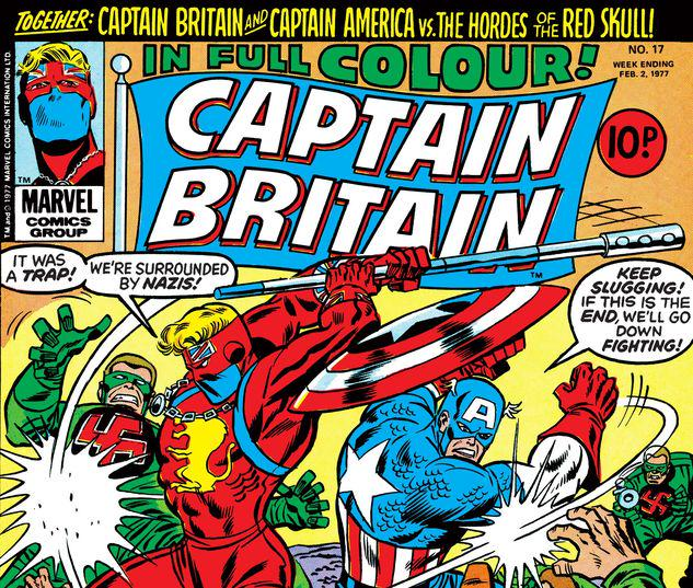 Captain Britain #17
