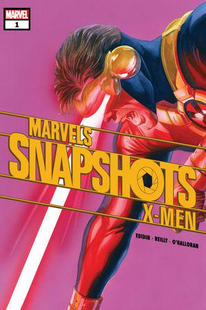 X-MEN: MARVELS SNAPSHOTS 1 #1