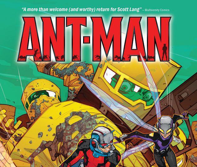ANT-MAN: WORLD HIVE TPB #1