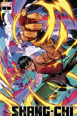Shang-Chi #1  (Variant)