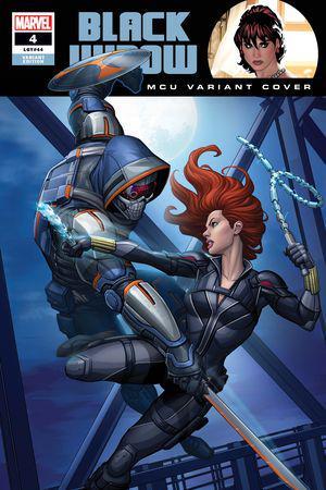 Black Widow #4  (Variant)
