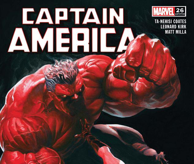 Captain America #26