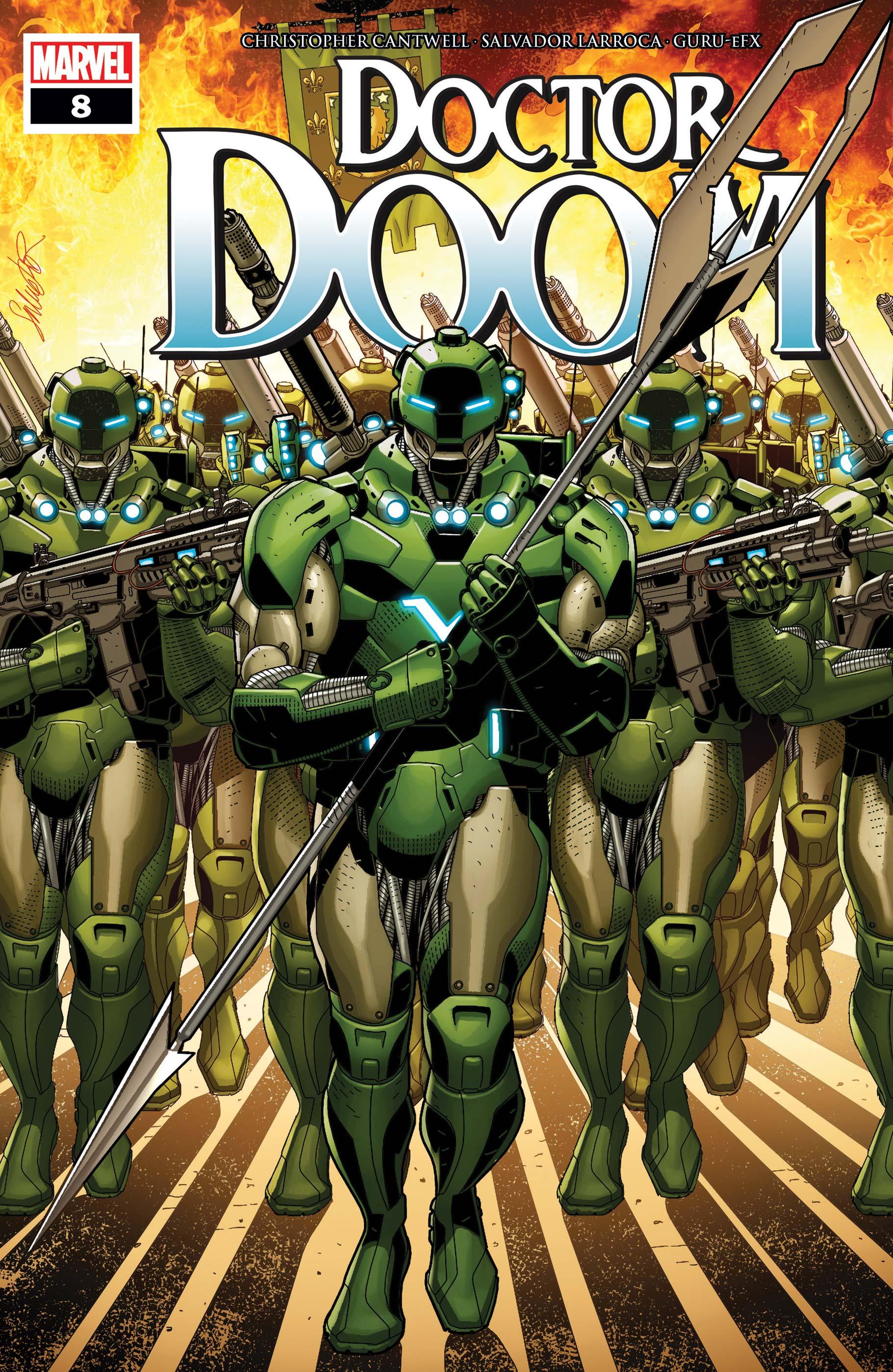 Doctor Doom (2019) #8
