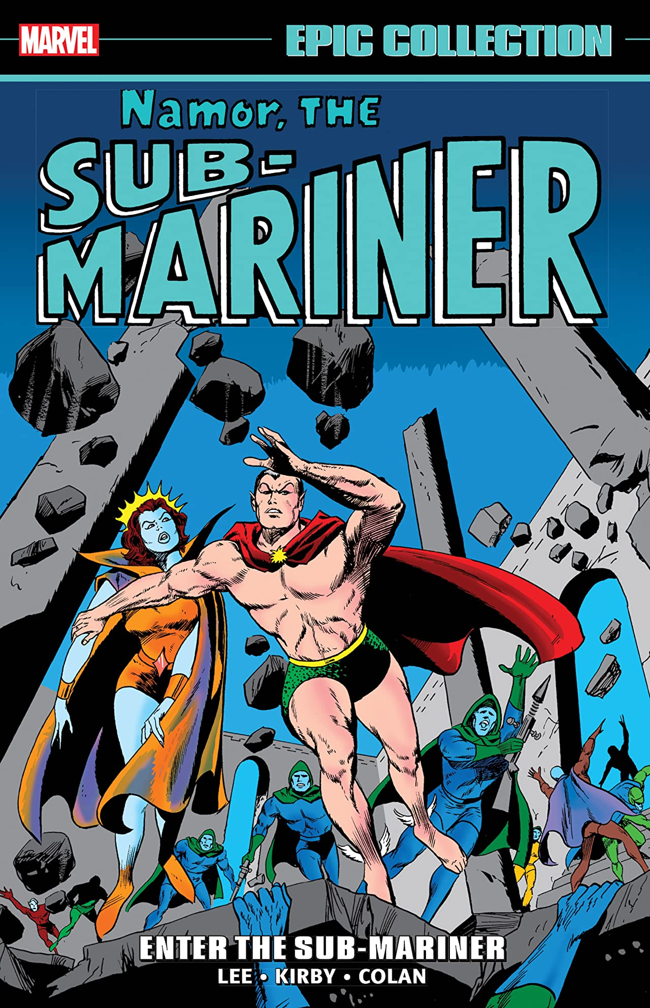 Namor, The Sub-Mariner Epic Collection: Enter The Sub-Mariner (Trade Paperback)