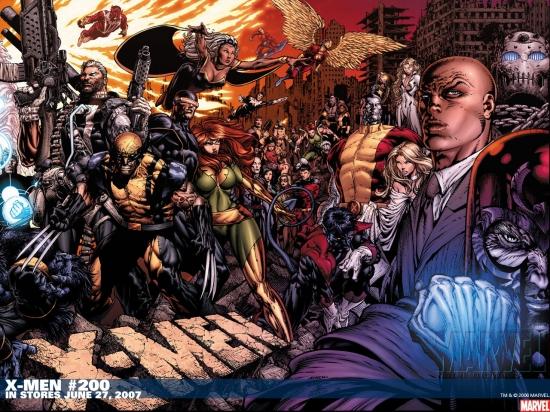 X-Men (2004) #200 Wallpaper