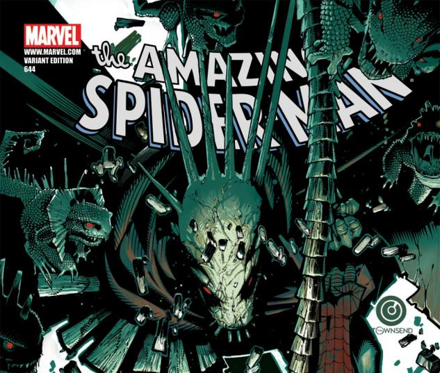 Amazing Spider-Man (1999) #644, BACHALO VARIANT