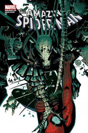 Amazing Spider-Man #644  (BACHALO VARIANT)