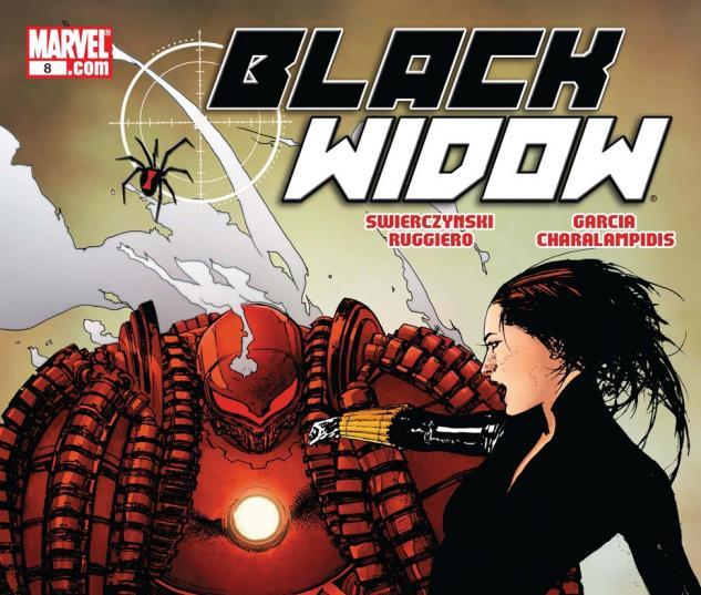 Black Widow (2010) #8