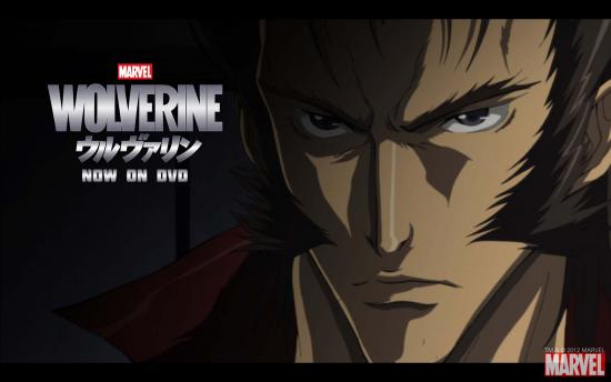 Wolverine Anime Series Wallpaper #2