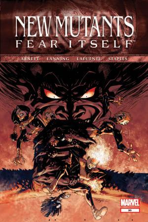 New Mutants (2009) #30