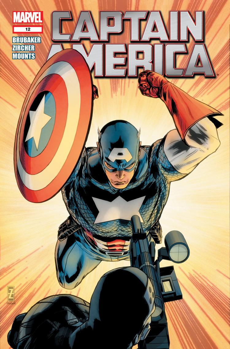 Captain America (2011) #12