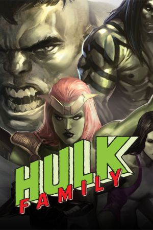 Hulk Family (2008)