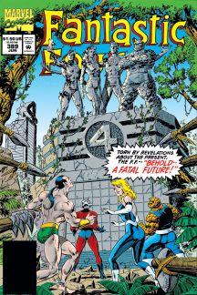 Fantastic Four #389