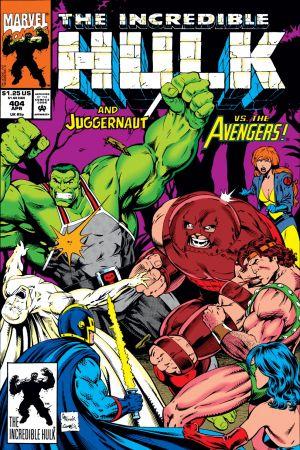 Incredible Hulk (1962) #404